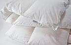 ホワイトグース羽毛布団