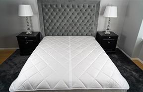 ウールベッドパッド
