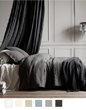 ベルギーリネン枕カバー