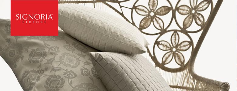 SIGNORIA(シグノリア)飾り枕・クションカバー